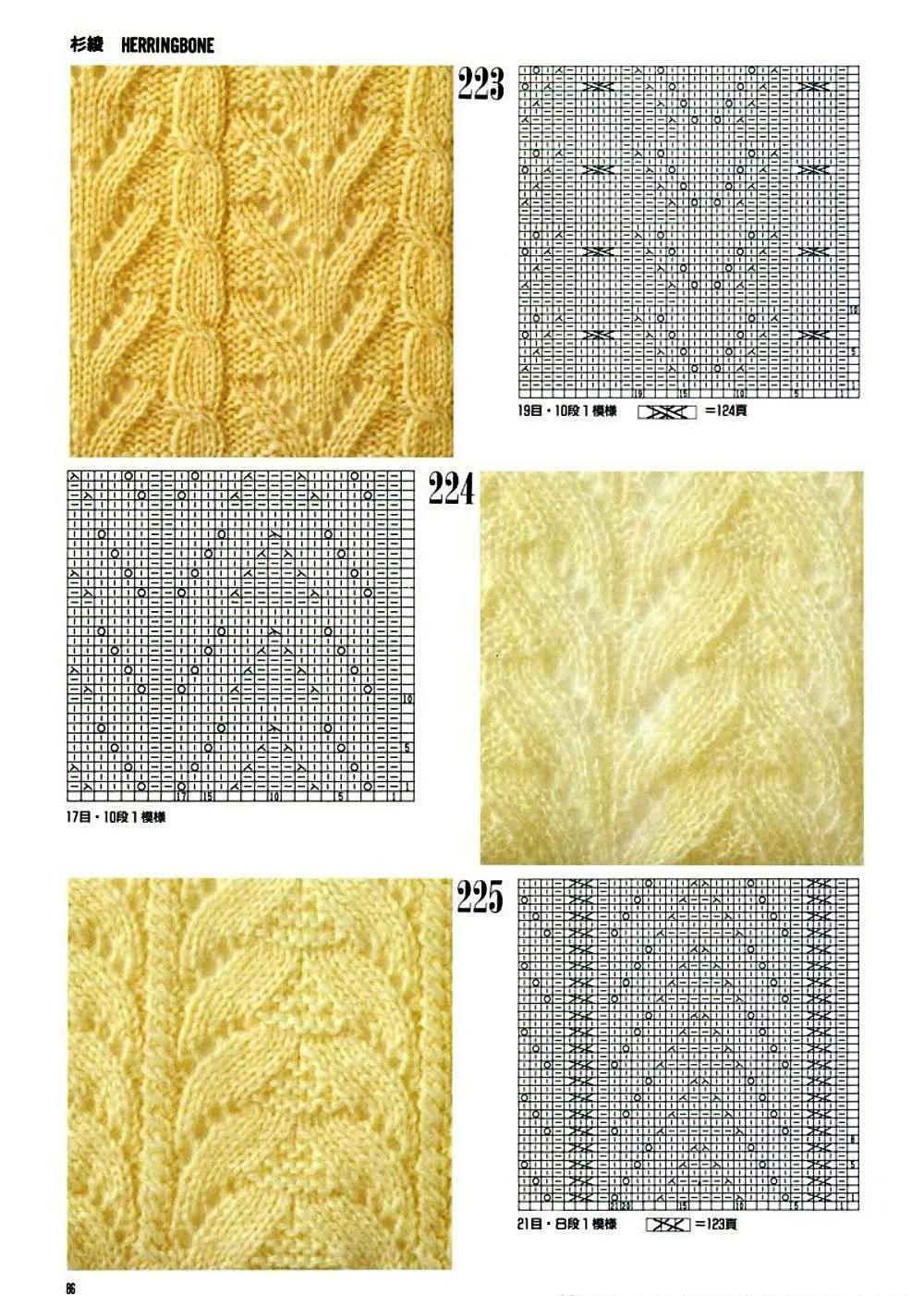 Вязанный узор соты фото схемы спицами